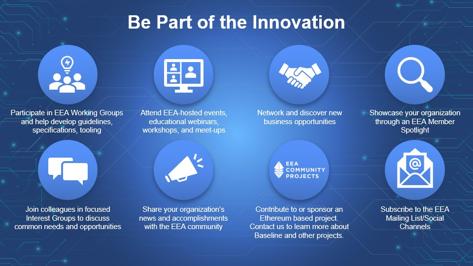 Be Part of the Innovation
